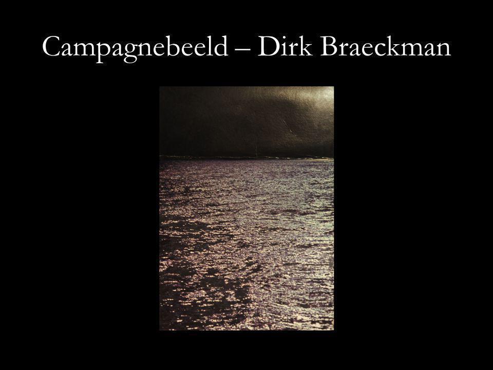 Campagnebeeld – Dirk Braeckman
