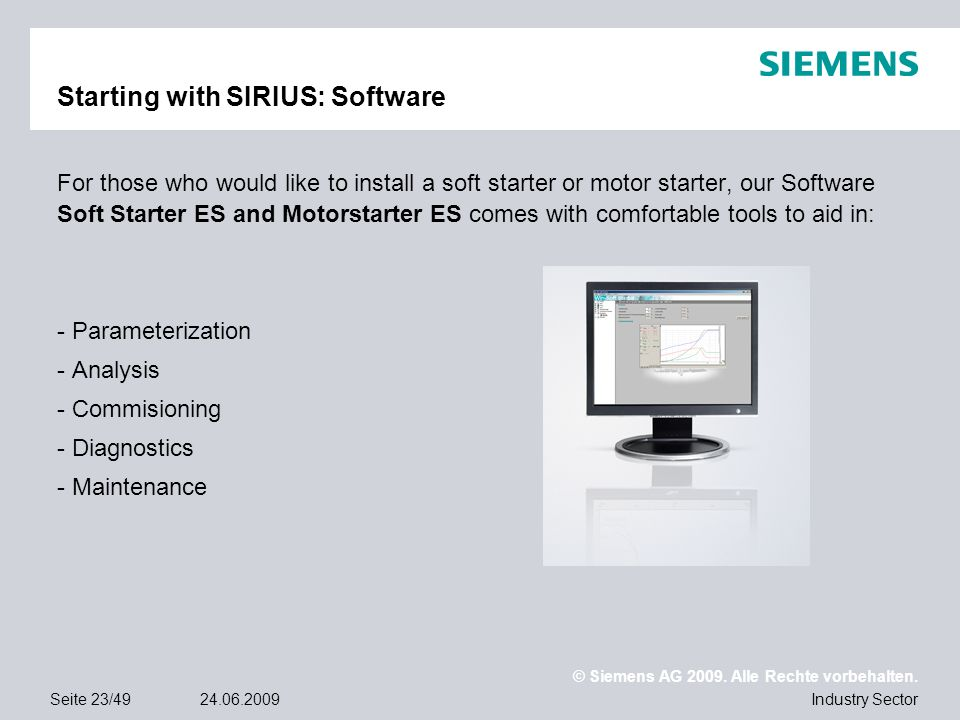 Starting with SIRIUS: Software