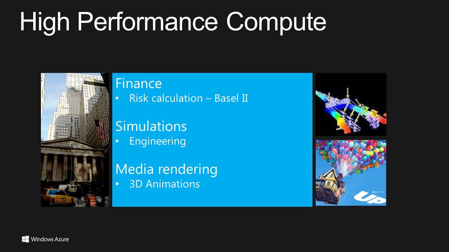 High Performance Compute