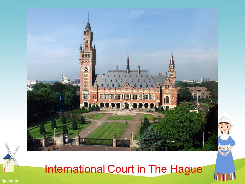 International Court in The Hague
