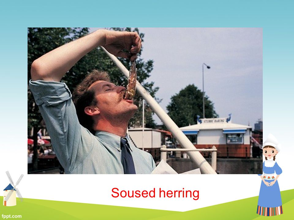 Soused herring