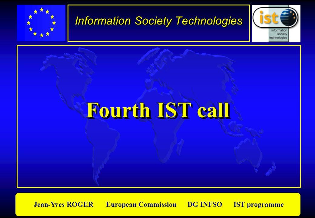 Information Society Technologies