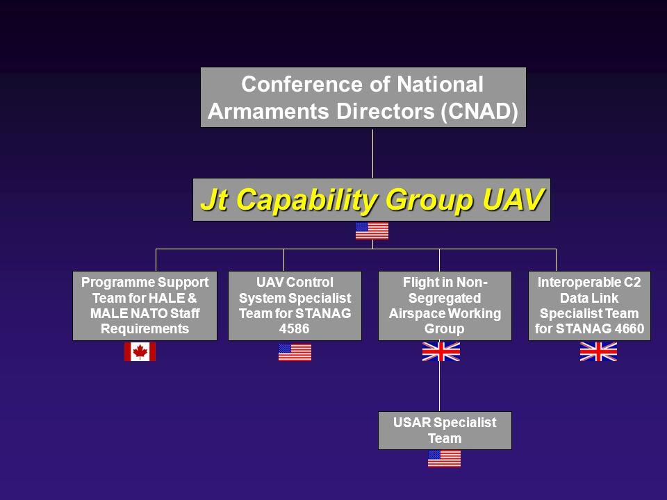 Jt Capability Group UAV