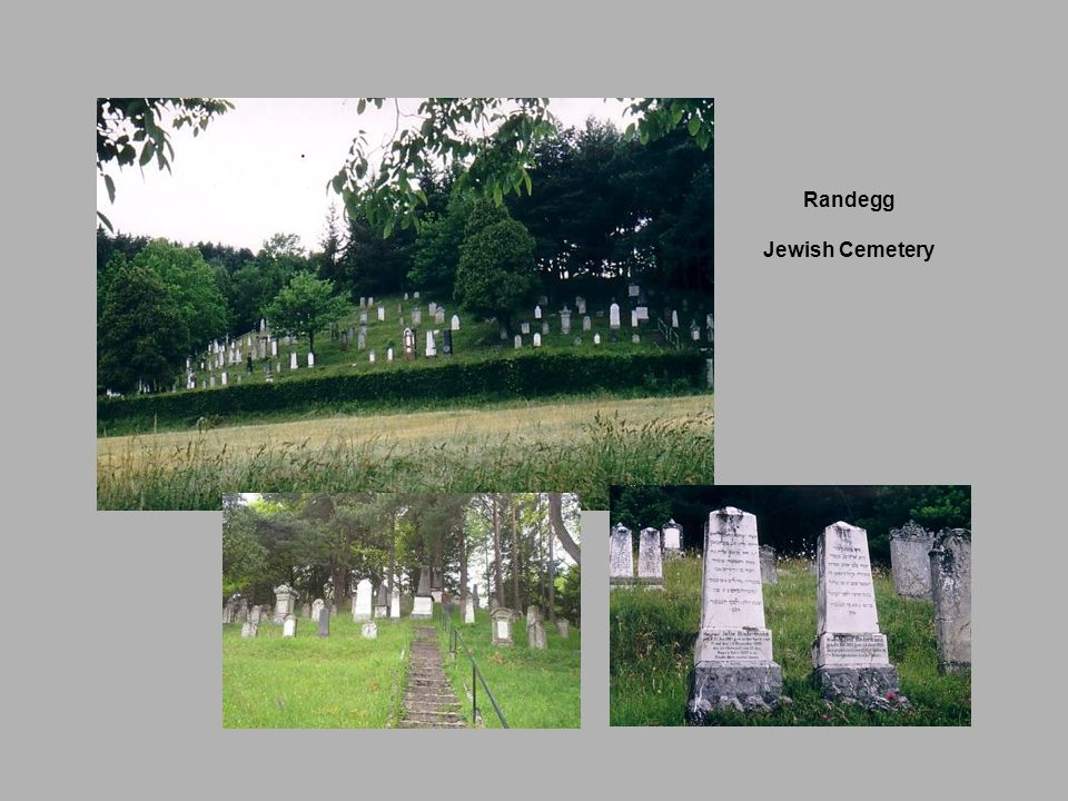 Randegg Jewish Cemetery