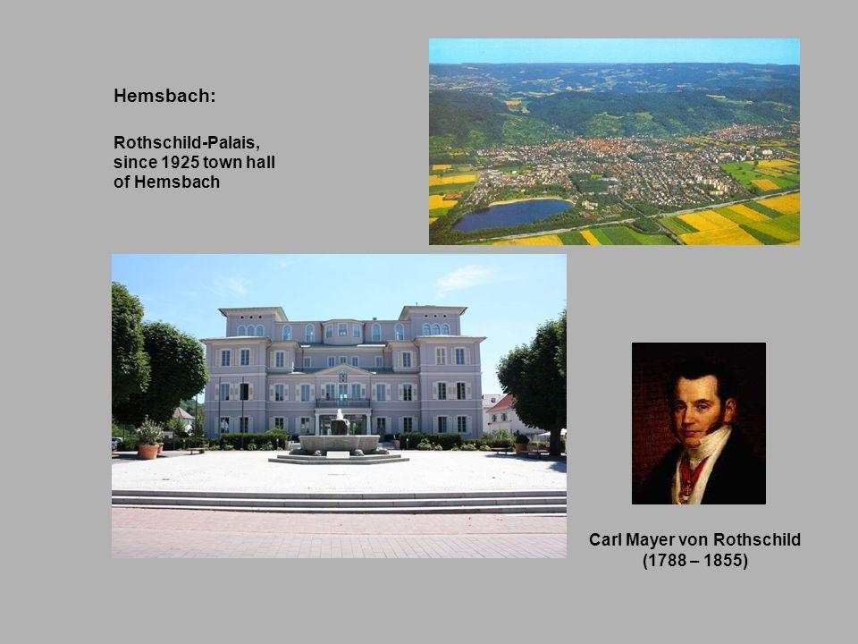 Carl Mayer von Rothschild