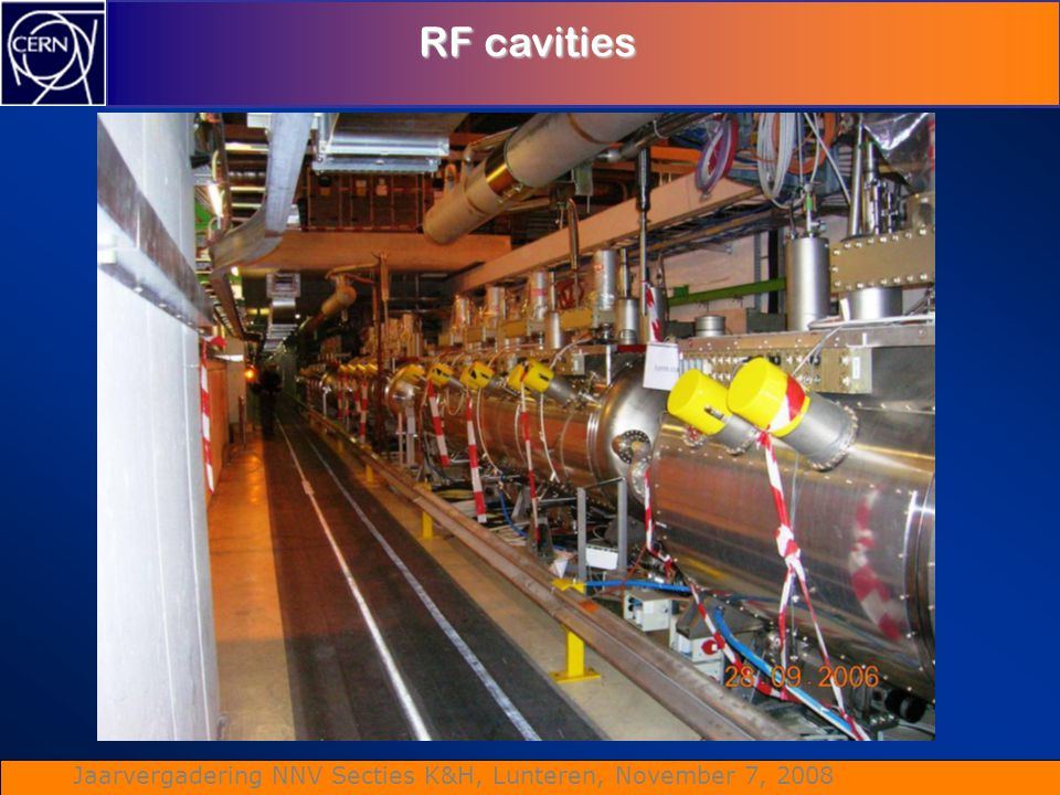 RF cavities