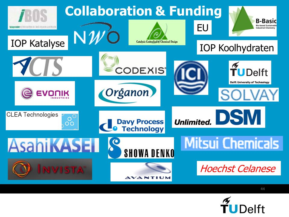 Collaboration & Funding