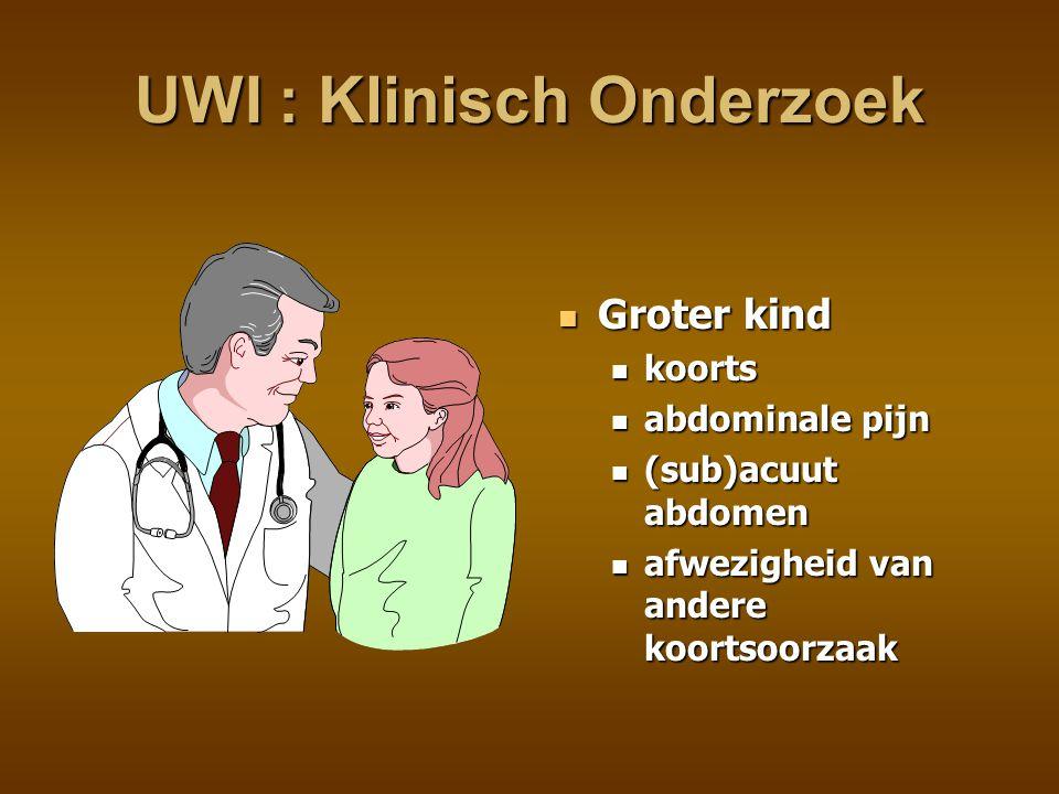 UWI : Klinisch Onderzoek