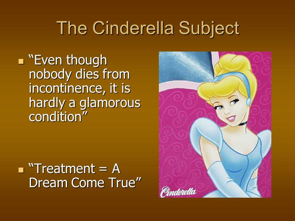 The Cinderella Subject