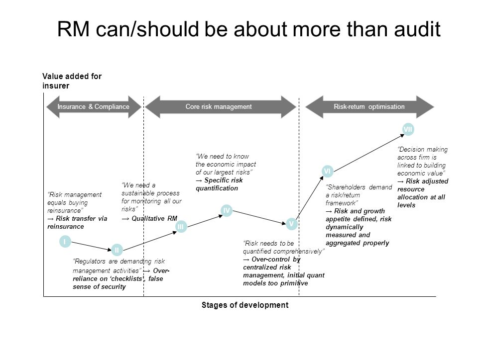 RM can/should be about more than audit