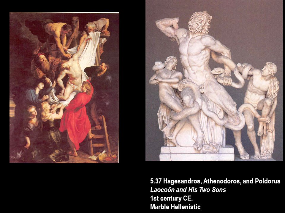 5.37 Hagesandros, Athenodoros, and Poldorus