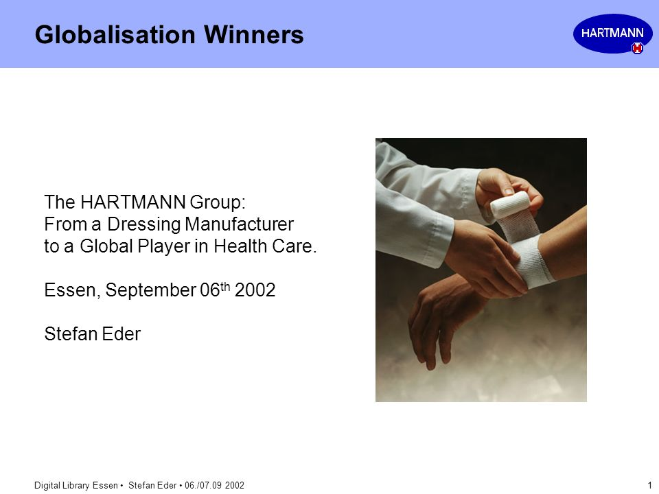 Globalisation Winners