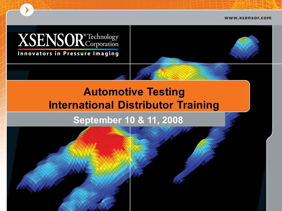 Automotive Testing International Distributor Training