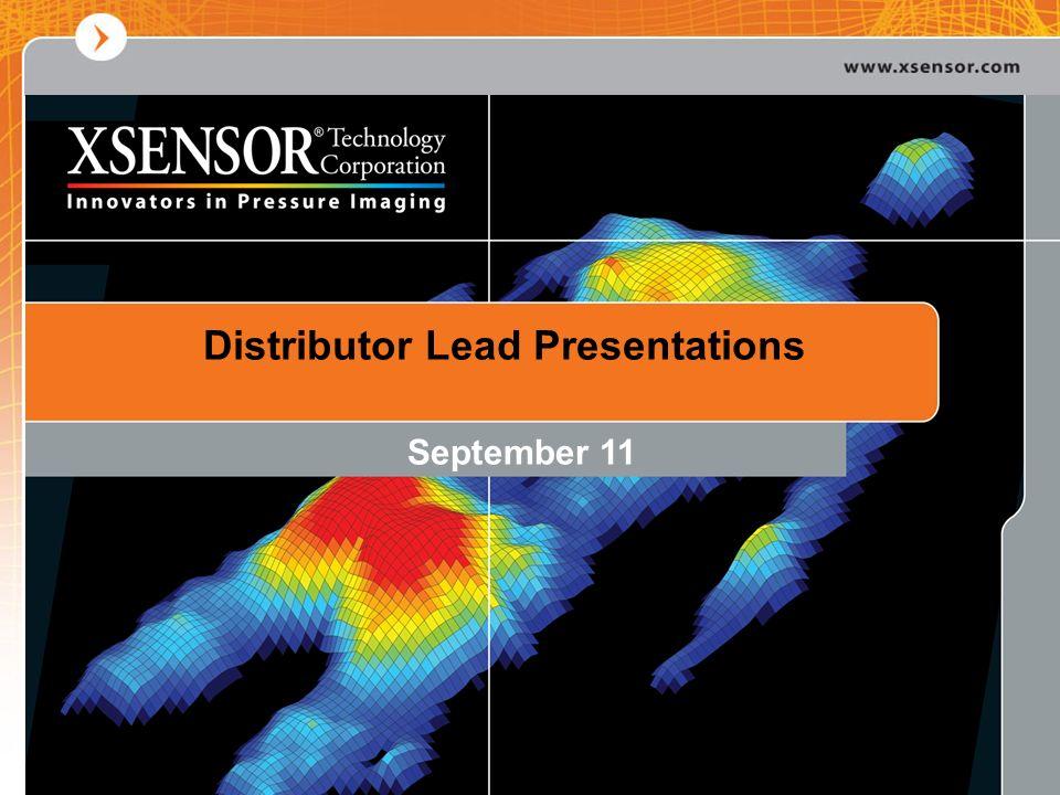 Distributor Lead Presentations
