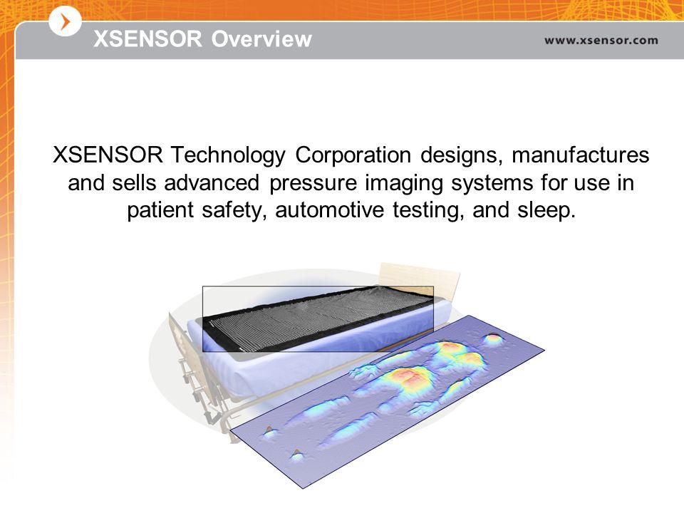 XSENSOR Overview