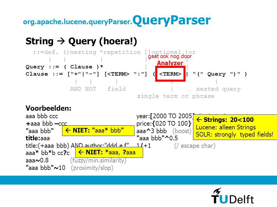 org.apache.lucene.queryParser.QueryParser