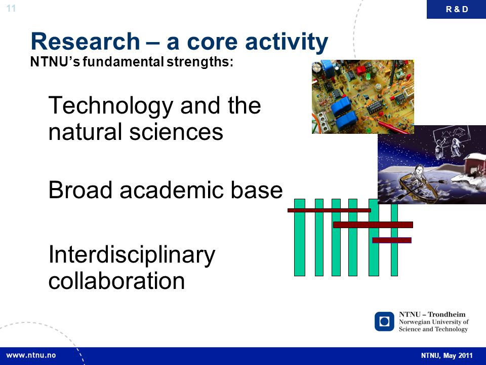 Research – a core activity