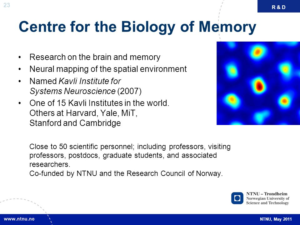 Centre for the Biology of Memory