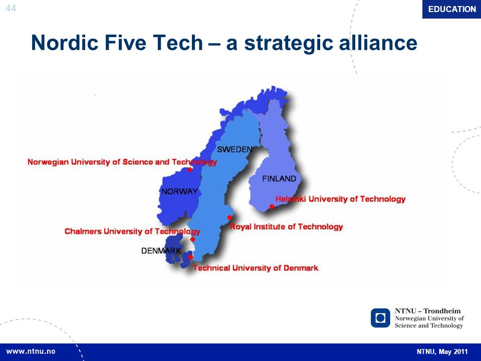 Nordic Five Tech – a strategic alliance