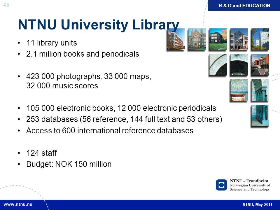 NTNU University Library