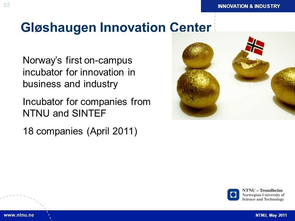 Gløshaugen Innovation Center
