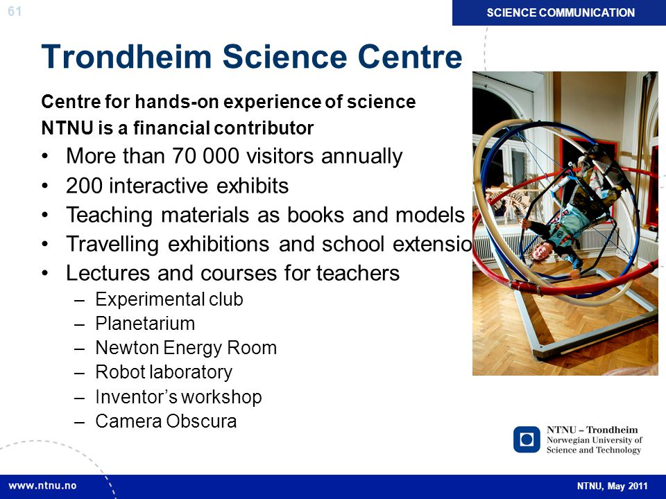 Trondheim Science Centre