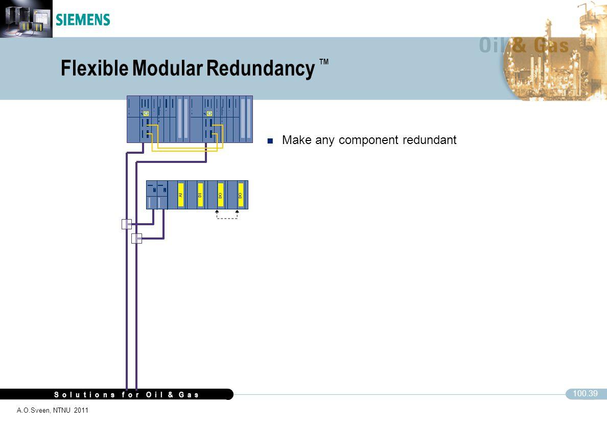 Flexible Modular Redundancy ™