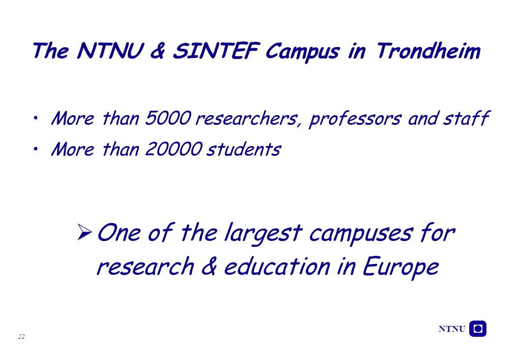 One of the largest campuses for research & education in Europe