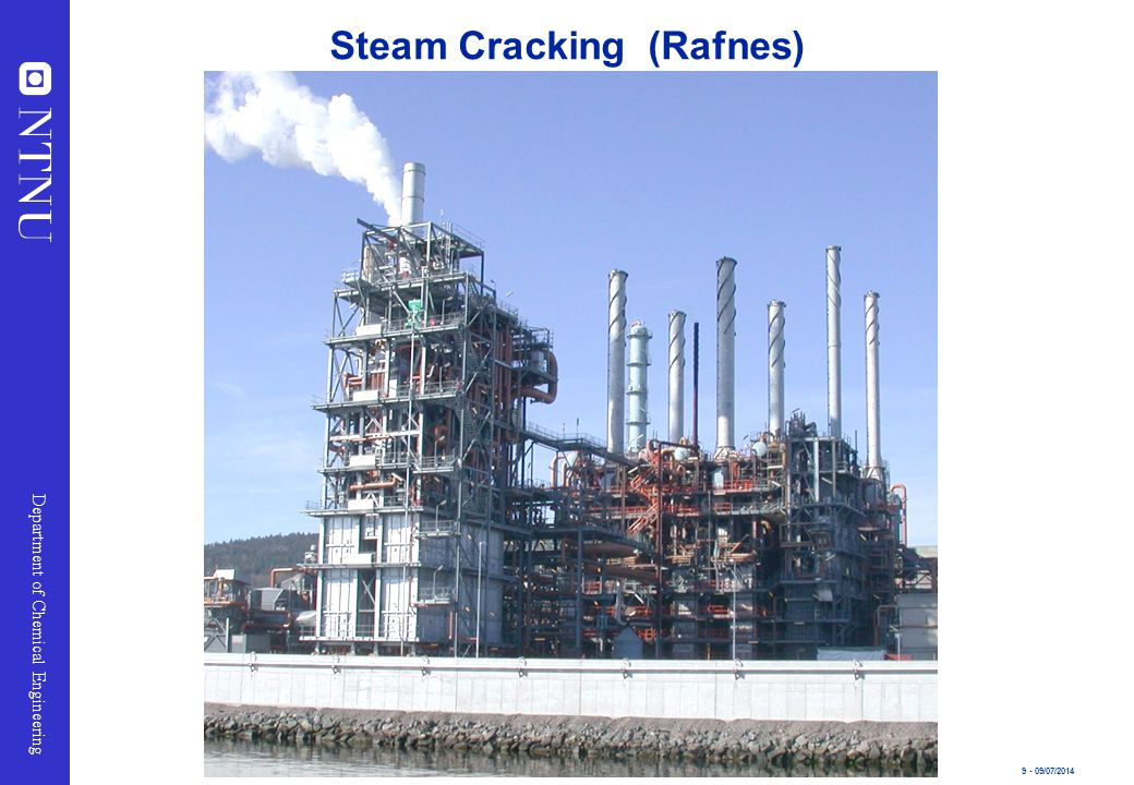 Steam Cracking (Rafnes)