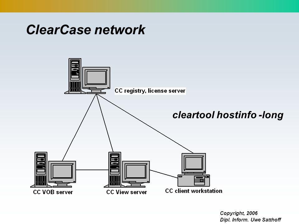 cleartool hostinfo -long