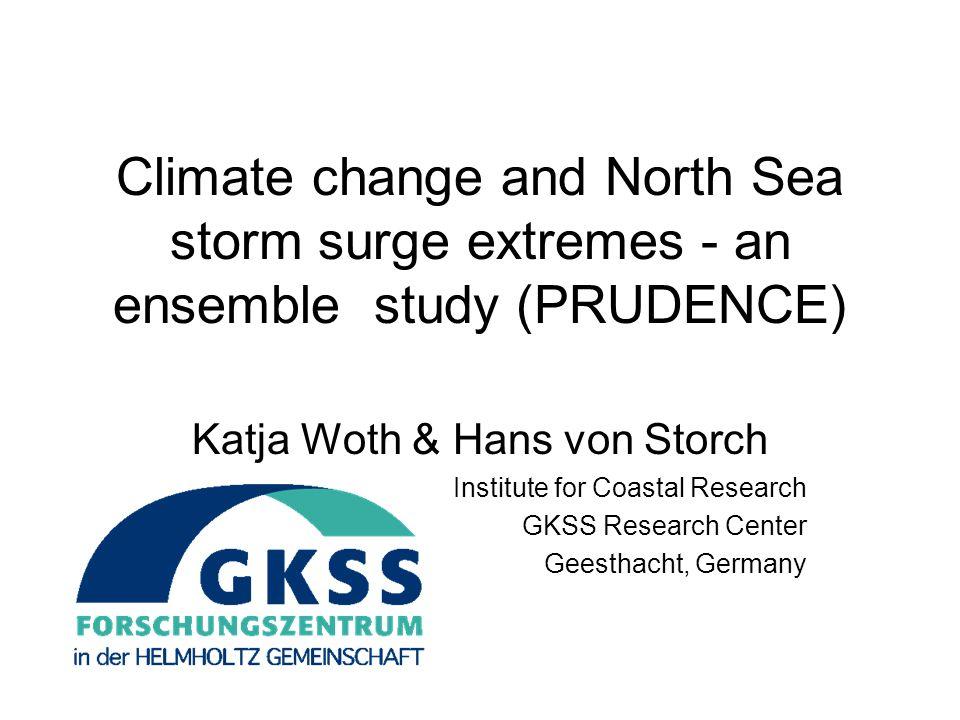 Katja Woth & Hans von Storch