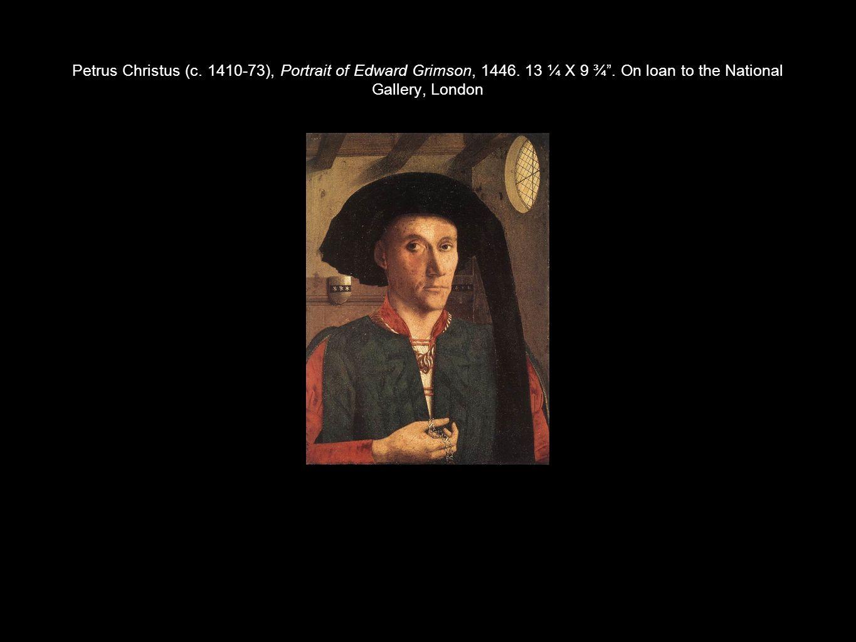 Compare to Van der Weyden