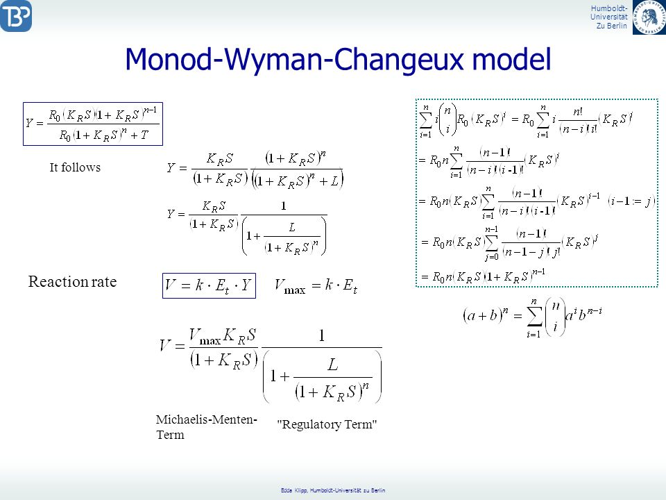 Monod-Wyman-Changeux model