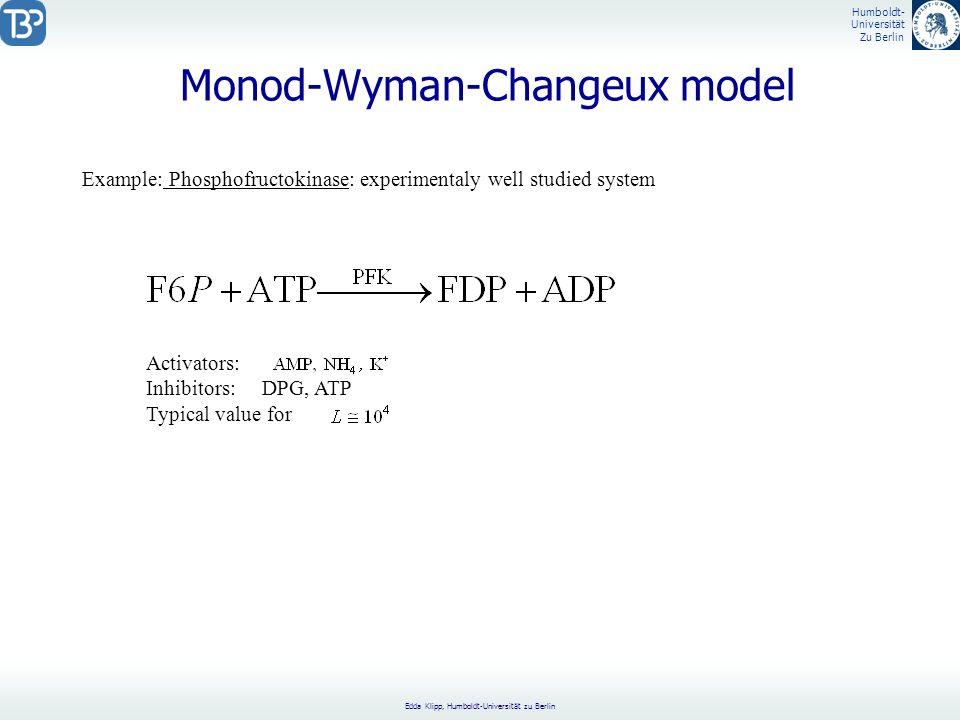 Monod-Wyman-Changeux model