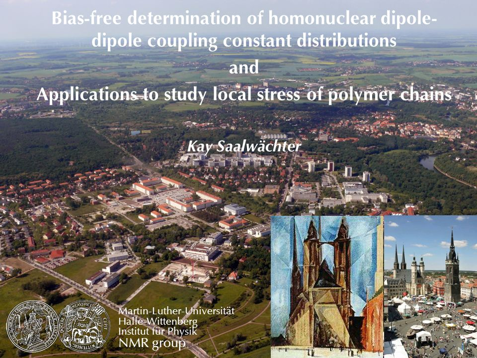 Applications to study local stress of polymer chains