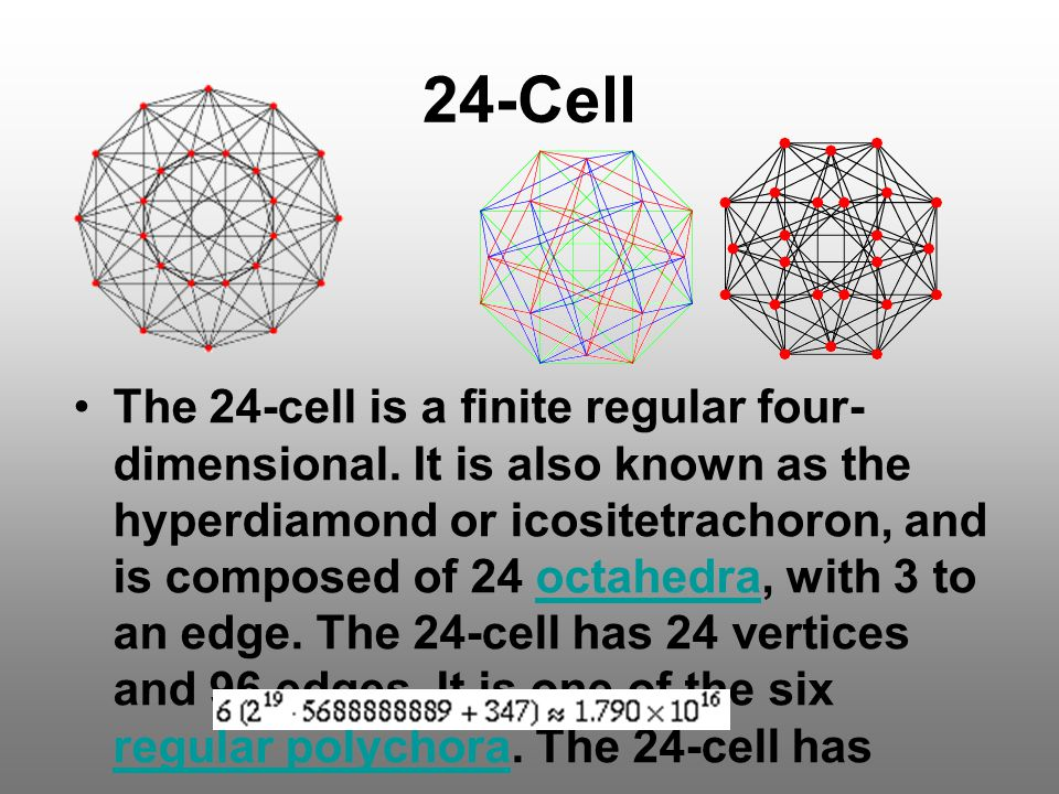 24-Cell