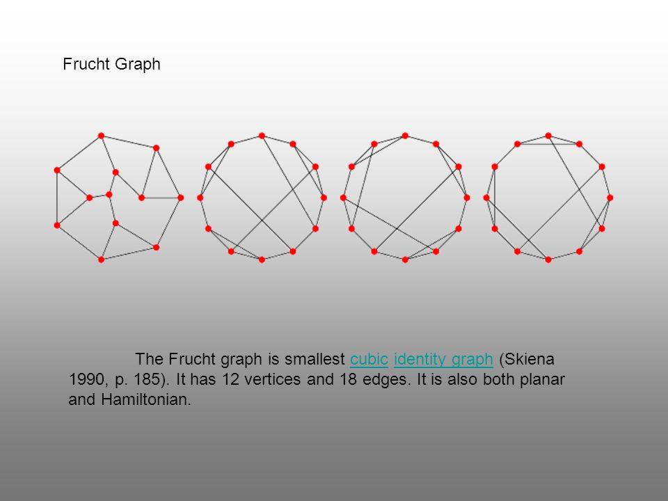Frucht Graph