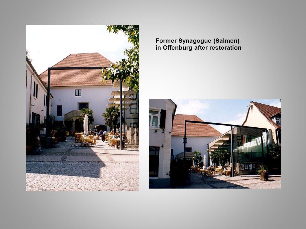 Former Synagogue (Salmen)