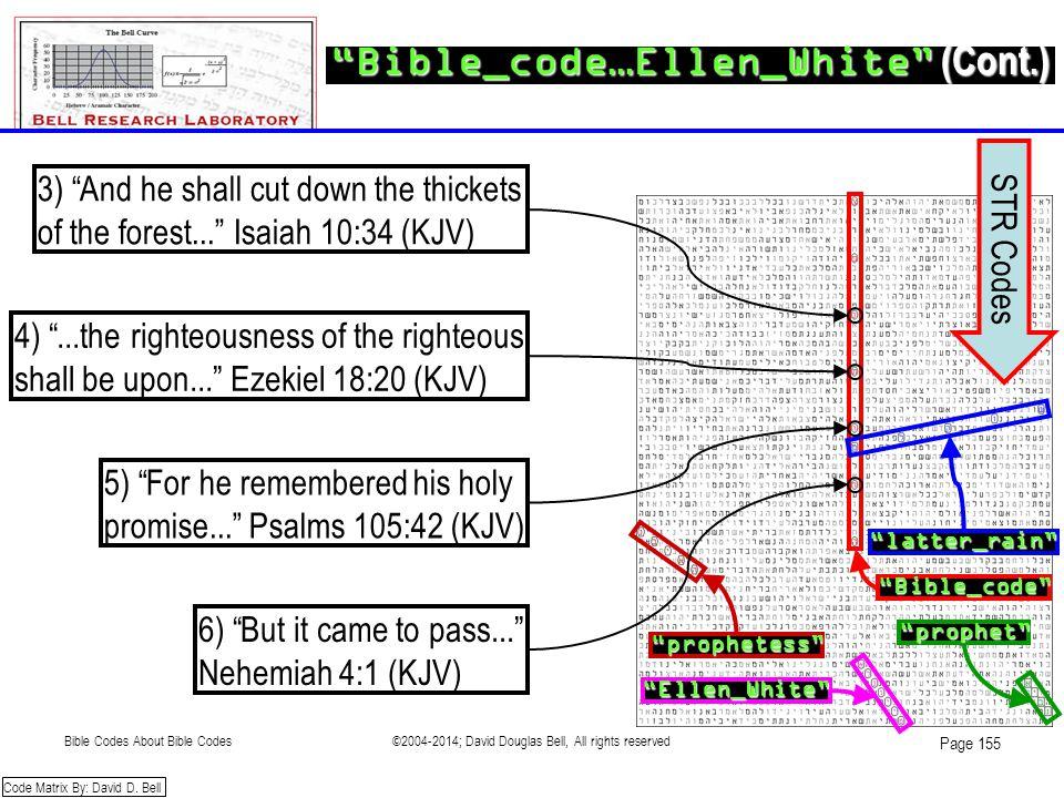 Bible_code...Ellen_White (Cont.)