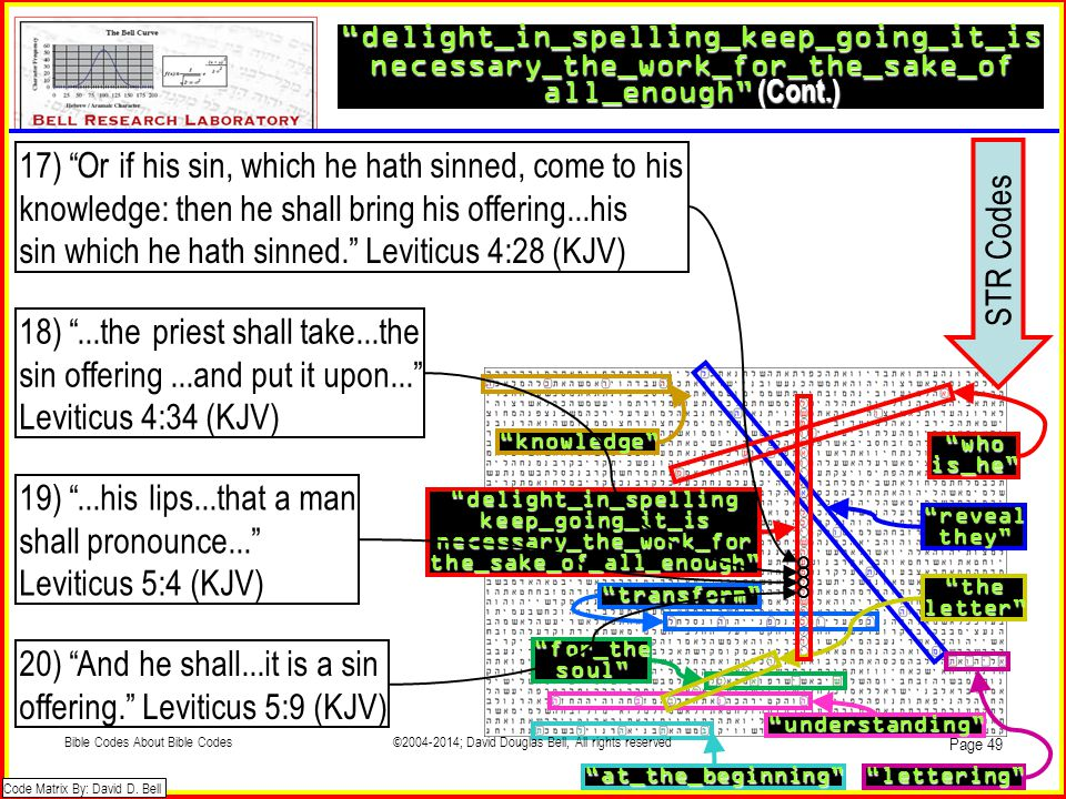 17) Or if his sin, which he hath sinned, come to his