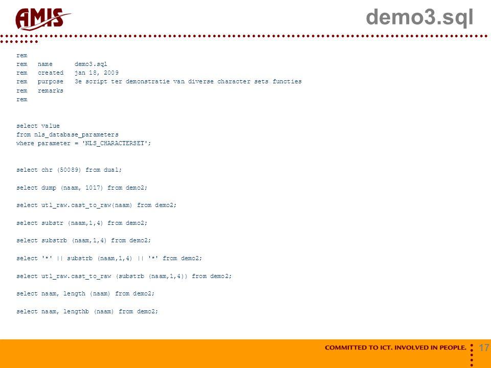 demo3.sql