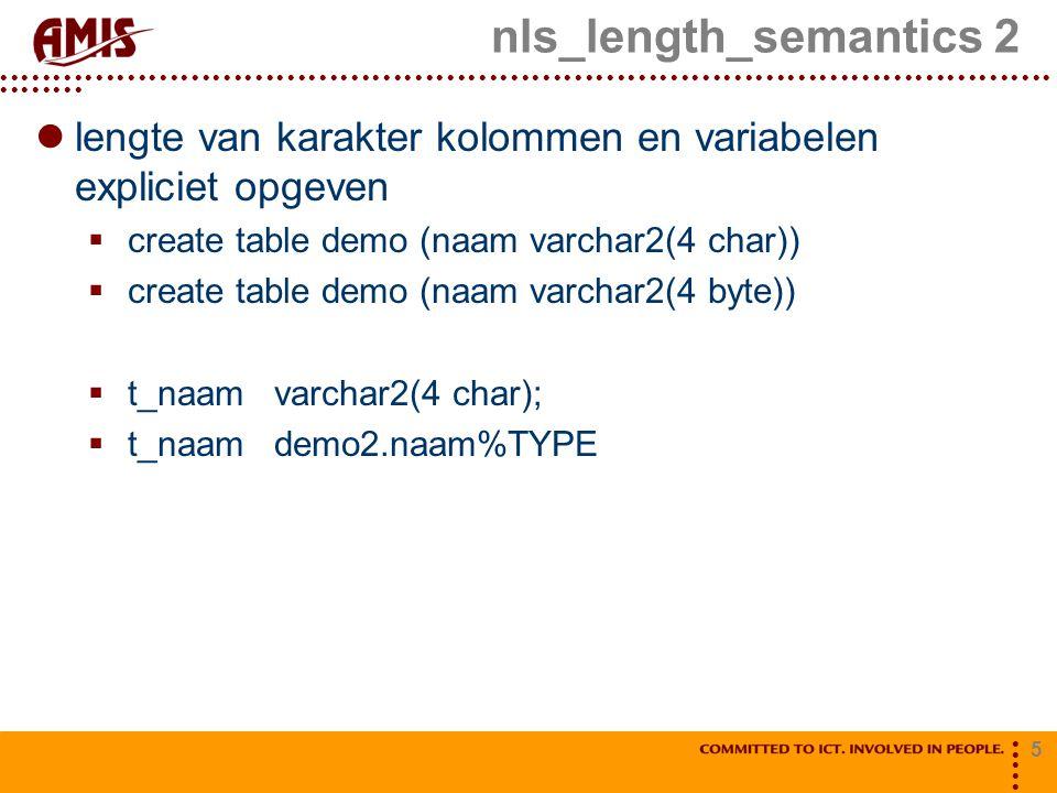 nls_length_semantics 2