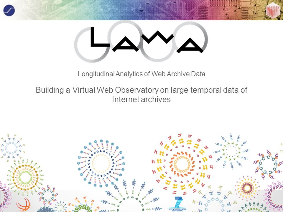 Building a Virtual Web Observatory on large temporal data of Internet archives