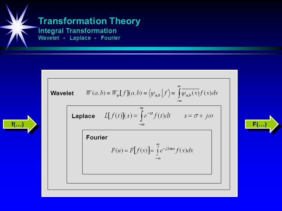Transformation Theory