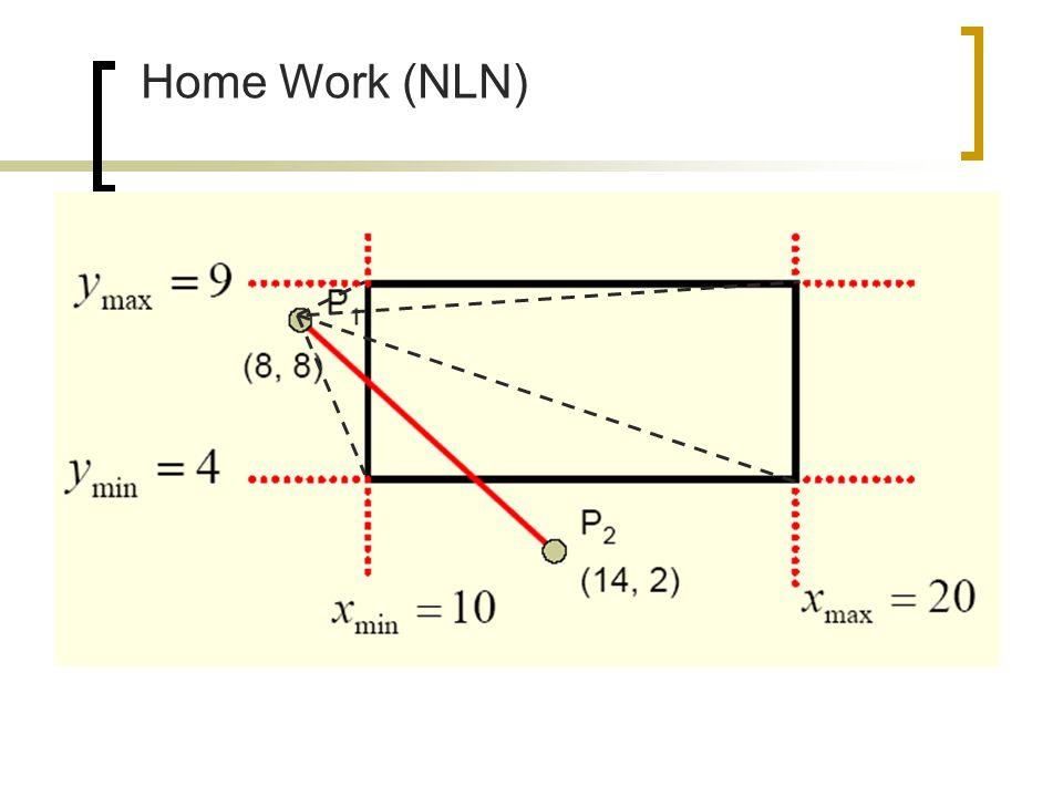 Home Work (NLN)