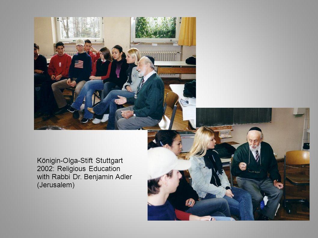 Königin-Olga-Stift Stuttgart
