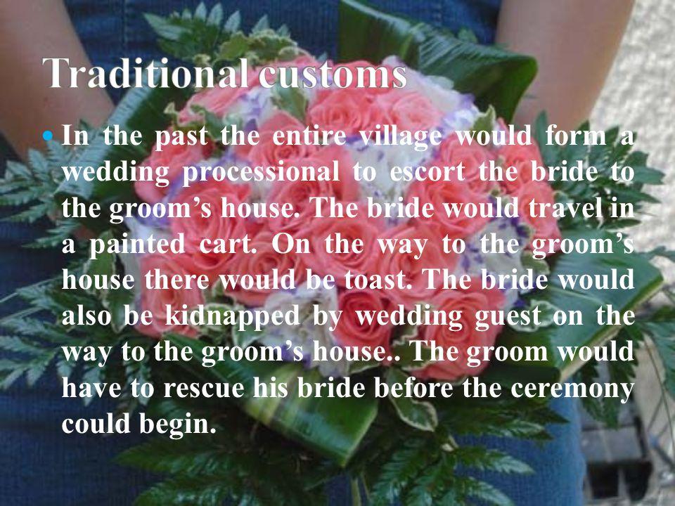 Traditional customs