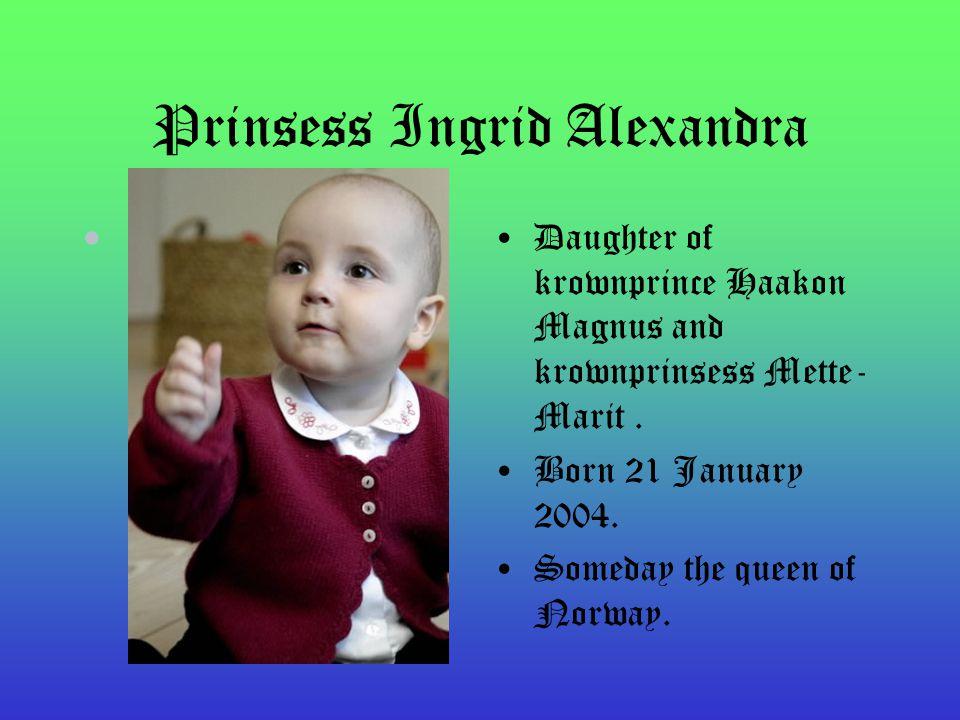 Prinsess Ingrid Alexandra