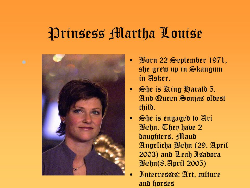 Prinsess Martha Louise