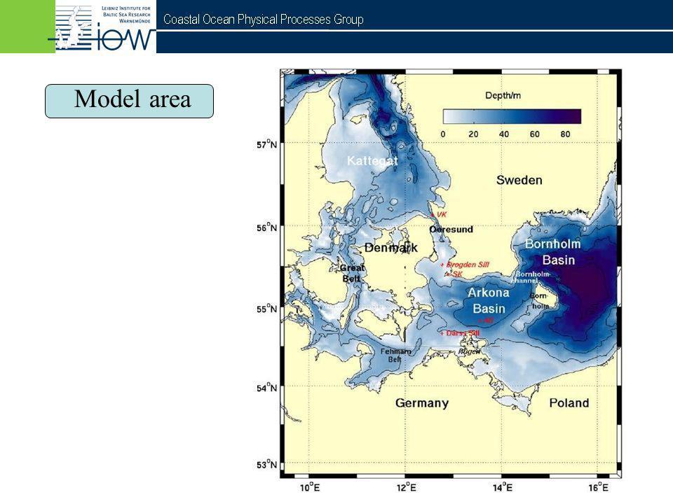 Model area